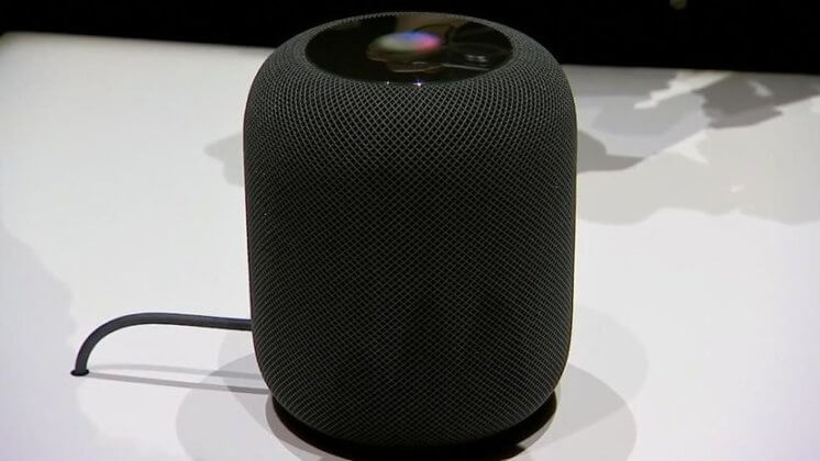 Apple HomePod siyah